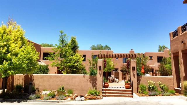 103 Catron Street, Santa Fe, NM 87501 (MLS #202100367) :: Neil Lyon Group | Sotheby's International Realty