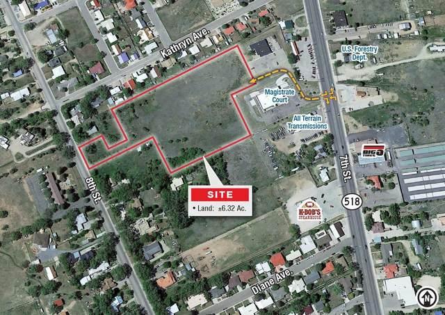 0 7th St. & Kathryn Ave., Las Vegas, NM 87701 (MLS #202100383) :: Neil Lyon Group | Sotheby's International Realty