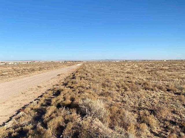 35 Espejo, Moriarty, NM 87035 (MLS #202100435) :: Stephanie Hamilton Real Estate