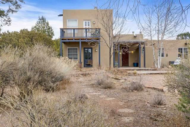 9 Corte Corazon, Santa Fe, NM 87574 (MLS #202100447) :: Neil Lyon Group | Sotheby's International Realty