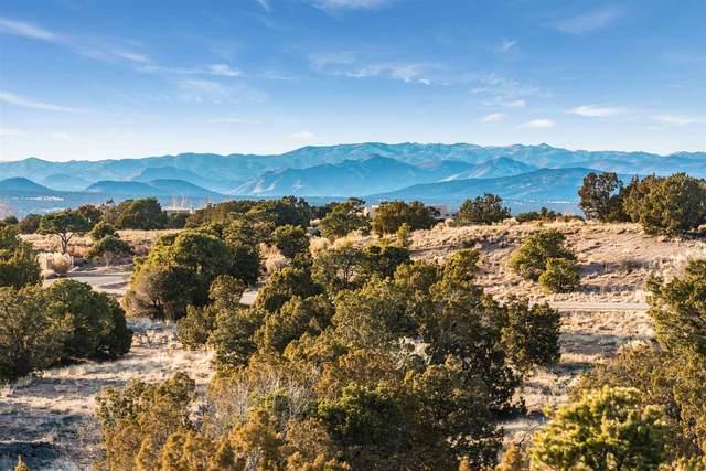 3 Tierra Vistoso, Lot 792, Santa Fe, NM 87506 (MLS #202100462) :: The Very Best of Santa Fe