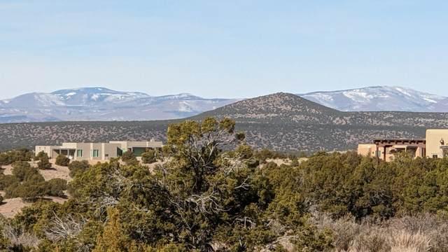 14 Calle Mi Gusto Lot 27, Santa Fe, NM 87506 (MLS #202100474) :: The Very Best of Santa Fe