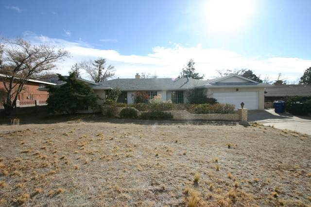 1216 Cuatro Cerros Trail Se, Albuquerque, NM 87123 (MLS #202100480) :: Neil Lyon Group | Sotheby's International Realty
