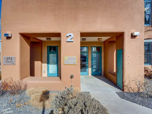 1012 Marquez Place 203 A, Santa Fe, NM 87505 (MLS #202100486) :: The Very Best of Santa Fe