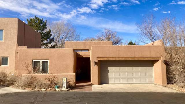 2700 Herradura C, Santa Fe, NM 87505 (MLS #202100500) :: Summit Group Real Estate Professionals