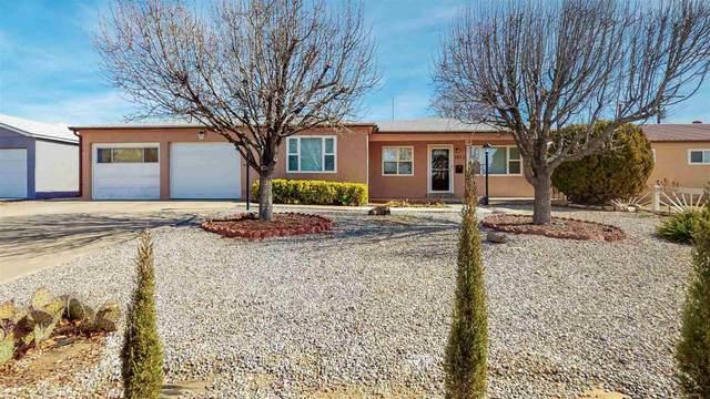 1812 Morris, Albuquerque, NM 87112 (MLS #202100517) :: Berkshire Hathaway HomeServices Santa Fe Real Estate