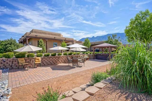 10500 Modesto, Albuquerque, NM 87122 (MLS #202100540) :: Neil Lyon Group | Sotheby's International Realty