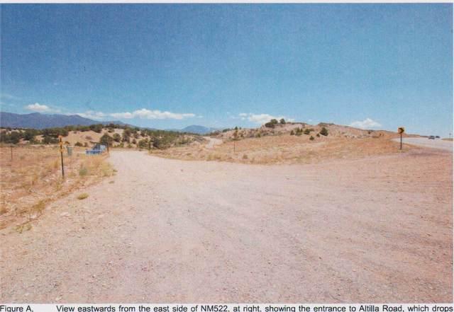 Altilla Road, Arroyo Hondo, NM 87513 (MLS #202100555) :: Berkshire Hathaway HomeServices Santa Fe Real Estate