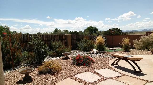 47 Caballo Viejo, Santa Fe, NM 87508 (MLS #202100578) :: Stephanie Hamilton Real Estate