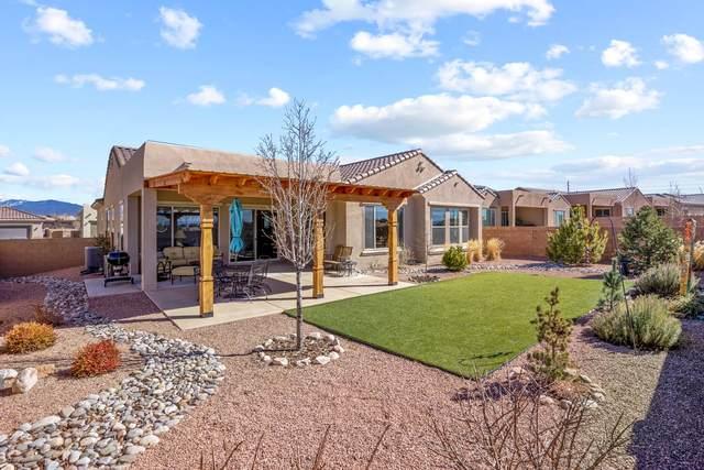 4743 Lluvia Encantada, Santa Fe, NM 87507 (MLS #202100580) :: Neil Lyon Group | Sotheby's International Realty