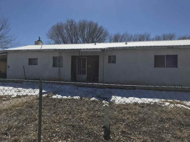 712 Las Vegas St, Espanola, NM 87532 (MLS #202100605) :: Stephanie Hamilton Real Estate