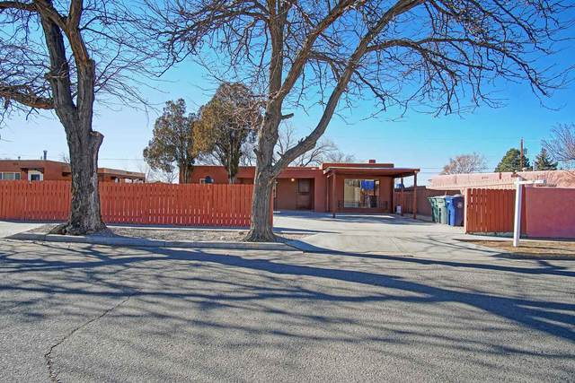 1304 Declovina St, Santa Fe, NM 87501 (MLS #202100618) :: The Very Best of Santa Fe
