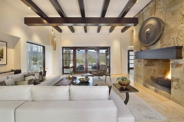 97 Tesuque Ridge, Santa Fe, NM 87501 (MLS #202100621) :: Neil Lyon Group | Sotheby's International Realty