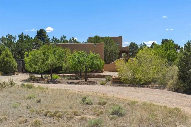 13 Alcalde Loop, Santa Fe, NM 87508 (MLS #202100625) :: Neil Lyon Group | Sotheby's International Realty