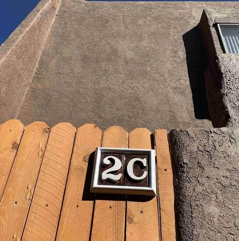 5801 Lowell Ne 2C/2, Albuquerque, NM 87111 (MLS #202100634) :: Neil Lyon Group | Sotheby's International Realty