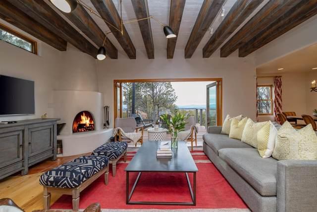 1120 Camino San Acacio, Santa Fe, NM 87505 (MLS #202100637) :: Berkshire Hathaway HomeServices Santa Fe Real Estate