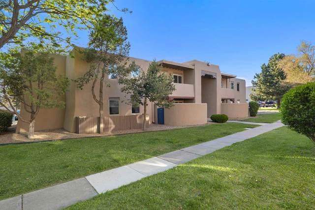 601 W San Mateo Unit 32, Santa Fe, NM 87505 (MLS #202100650) :: Neil Lyon Group | Sotheby's International Realty