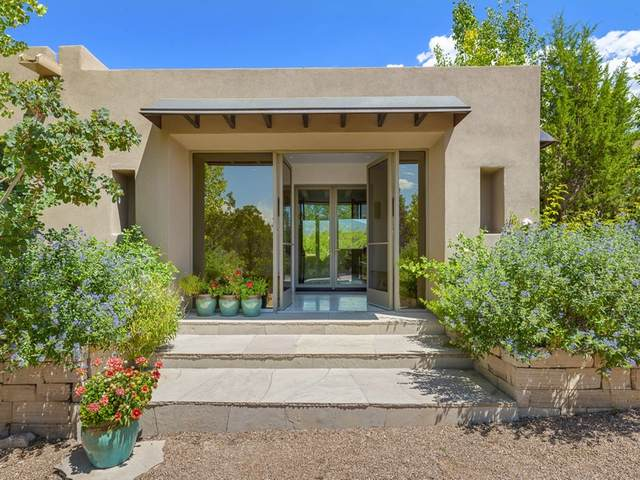 3108 Hidden Vista, Santa Fe, NM 87506 (MLS #202100651) :: Neil Lyon Group | Sotheby's International Realty