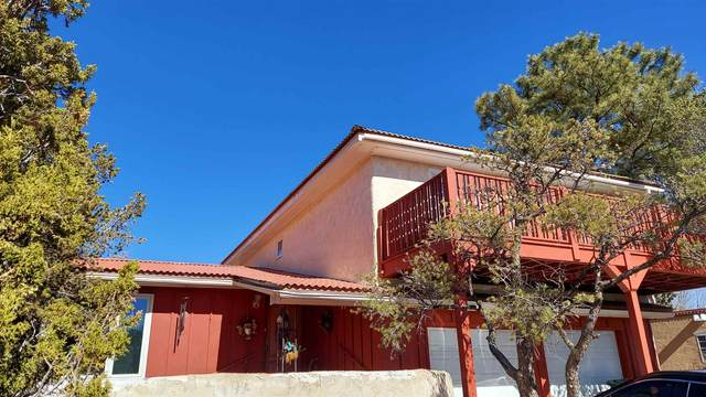415 Greg Ave, Santa Fe, NM 87501 (MLS #202100657) :: The Very Best of Santa Fe