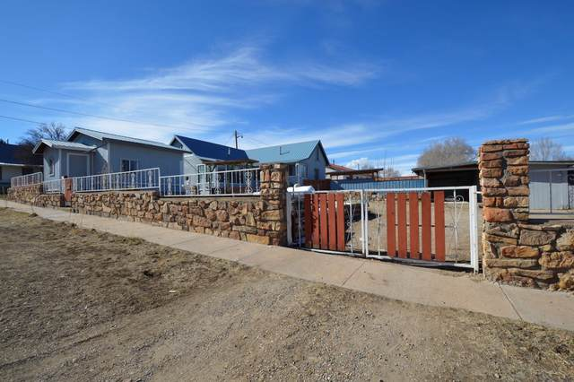 326 Sapello Street, Las Vegas, NM 87701 (MLS #202100661) :: Summit Group Real Estate Professionals