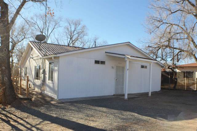 1612 Alameda, Santa Fe, NM 87501 (MLS #202100674) :: Summit Group Real Estate Professionals
