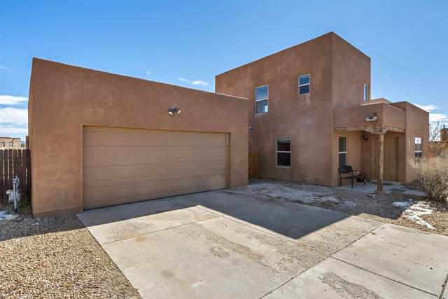 6776 Camino Carlita, Santa Fe, NM 87507 (MLS #202100675) :: The Very Best of Santa Fe