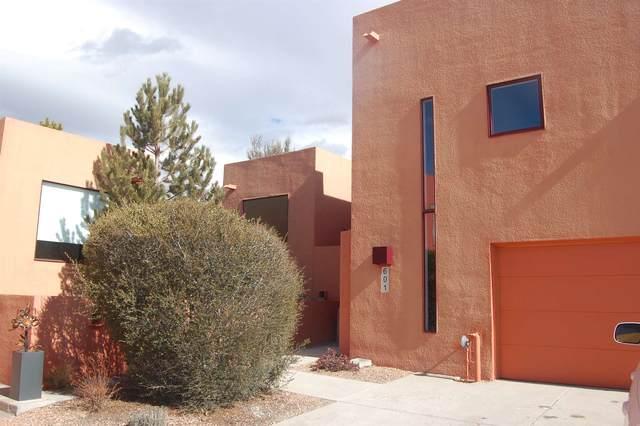 601 Avenida Colima, Santa Fe, NM 87506 (MLS #202100682) :: Neil Lyon Group | Sotheby's International Realty