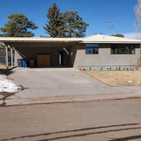 913 Tewa Loop, Los Alamos, NM 87544 (MLS #202100686) :: The Very Best of Santa Fe