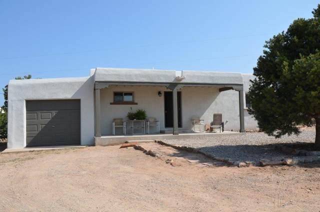 1260 Camino Monte Y Cielo, Santa Fe, NM 87507 (MLS #202100688) :: The Very Best of Santa Fe