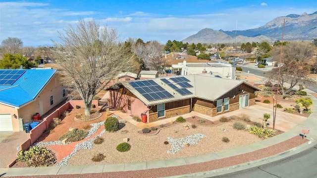 7105 Ticonderoga Rd Ne, Albuquerque, NM 87109 (MLS #202100699) :: Neil Lyon Group | Sotheby's International Realty