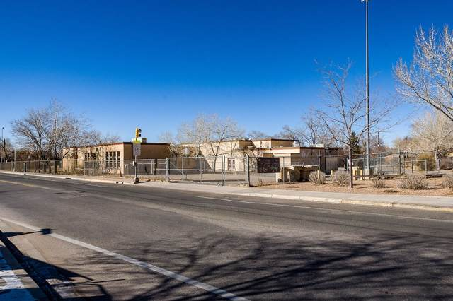 1617 & 1625 Paseo De Peralta, Santa Fe, NM 87501 (MLS #202100702) :: Neil Lyon Group | Sotheby's International Realty