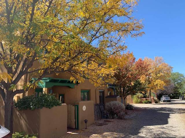 624 Galisteo #10, Santa Fe, NM 87505 (MLS #202100717) :: Berkshire Hathaway HomeServices Santa Fe Real Estate