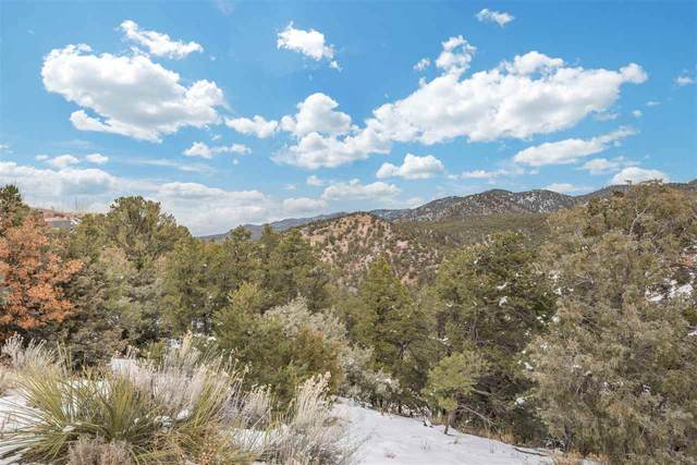 1417 Tesuque Creek Rd Lot 79A2, Santa Fe, NM 87501 (MLS #202100721) :: Berkshire Hathaway HomeServices Santa Fe Real Estate