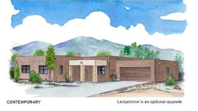 88 East Via Plaza Nueva, Santa Fe, NM 87507 (MLS #202100731) :: Stephanie Hamilton Real Estate