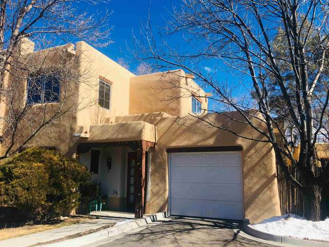 211 Rosario #3, Santa Fe, NM 87501 (MLS #202100735) :: Berkshire Hathaway HomeServices Santa Fe Real Estate