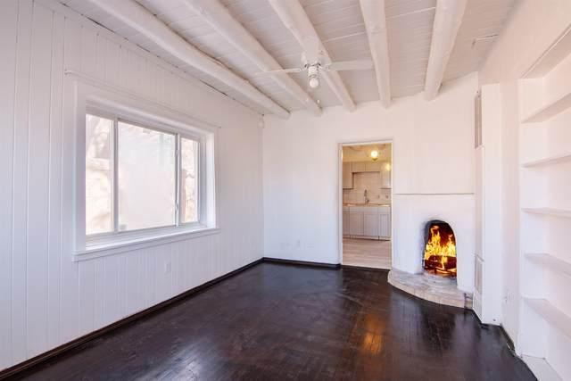 134 W Berger, Santa Fe, NM 87505 (MLS #202100739) :: Summit Group Real Estate Professionals