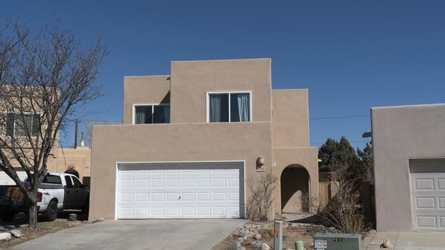 1420 Paseo Norteno, Santa Fe, NM 87507 (MLS #202100741) :: Berkshire Hathaway HomeServices Santa Fe Real Estate