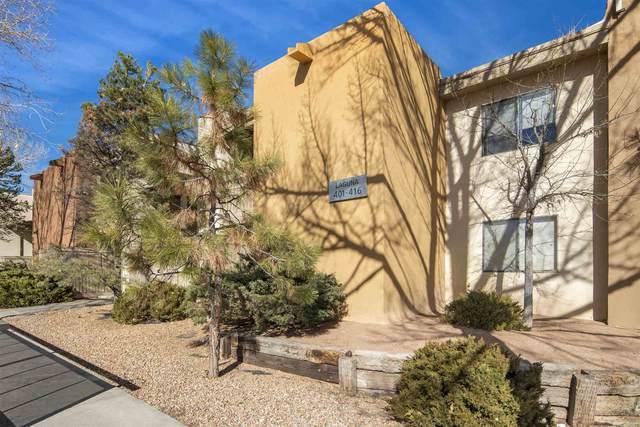 941 Calle Mejia #416, Santa Fe, NM 87501 (MLS #202100743) :: Neil Lyon Group | Sotheby's International Realty
