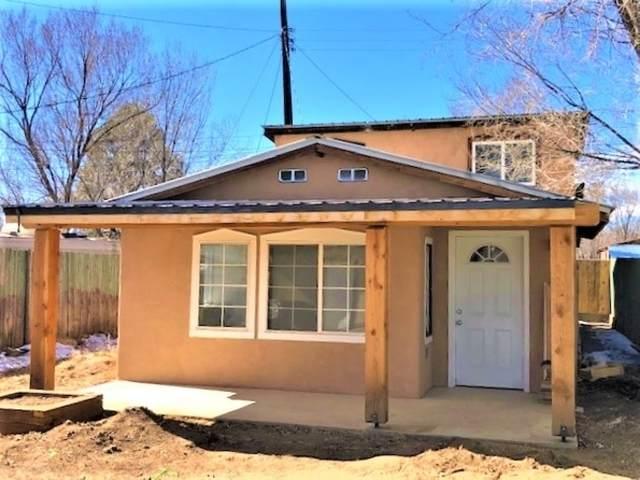 105 Commerce Street, Las Vegas, NM 87701 (MLS #202100758) :: Neil Lyon Group | Sotheby's International Realty