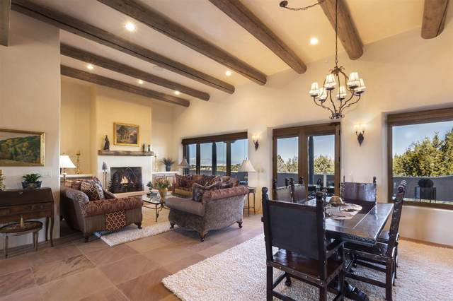 3 Star Dancer Trail, Santa Fe, NM 87506 (MLS #202100762) :: Stephanie Hamilton Real Estate