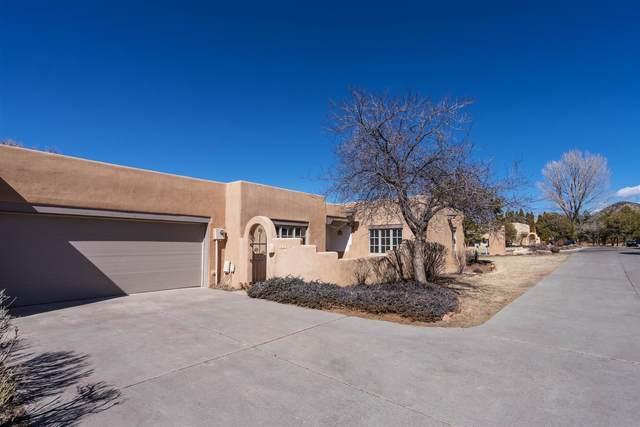 3101 Old Pecos Trail #600, Santa Fe, NM 87505 (MLS #202100764) :: Stephanie Hamilton Real Estate