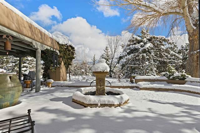 319 Camino Encantado, Santa Fe, NM 87501 (MLS #202100765) :: Neil Lyon Group | Sotheby's International Realty