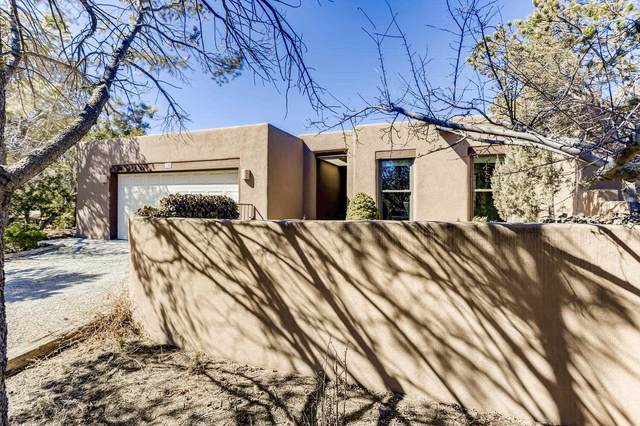 358 Calle Colina, Santa Fe, NM 87501 (MLS #202100782) :: Summit Group Real Estate Professionals