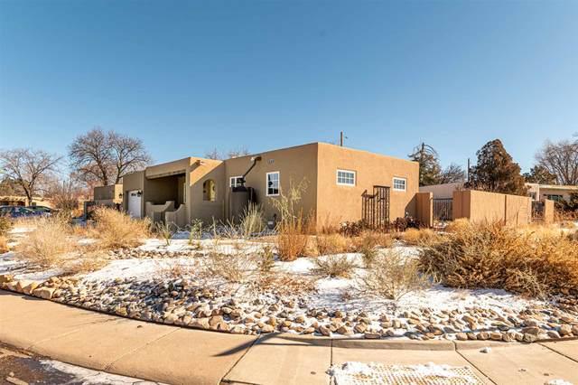 1832 San Felipe, Santa Fe, NM 87505 (MLS #202100789) :: Neil Lyon Group | Sotheby's International Realty