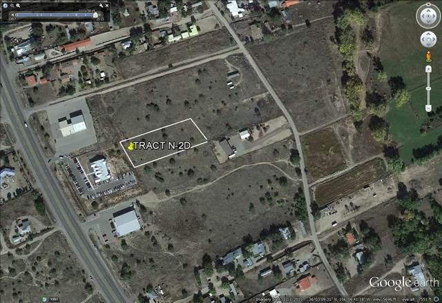 TRACT N-2D County Rd 0001, Hernandez, NM 87537 (MLS #202100808) :: The Very Best of Santa Fe