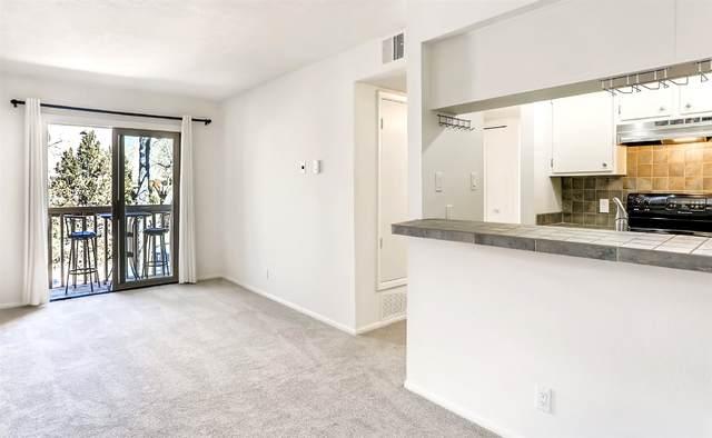941 Calle Mejia   Unit 105, Santa Fe, NM 87501 (MLS #202100824) :: Neil Lyon Group | Sotheby's International Realty