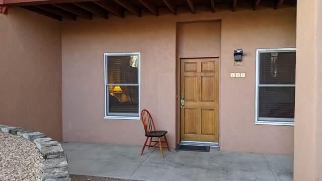442 Greg C-107, Santa Fe, NM 87501 (MLS #202100828) :: Neil Lyon Group | Sotheby's International Realty