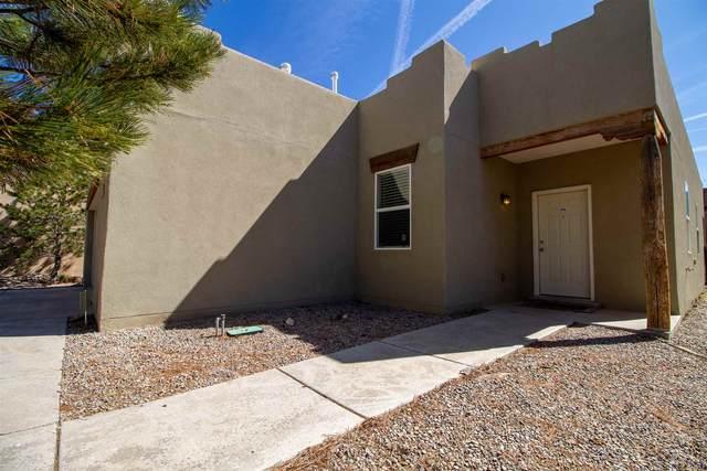 4420 Santa Lucia, Santa Fe, NM 87507 (MLS #202100830) :: Neil Lyon Group | Sotheby's International Realty