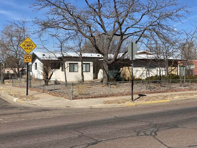 2336 Camino Carlos Rey, Santa Fe, NM 87507 (MLS #202100836) :: Neil Lyon Group | Sotheby's International Realty