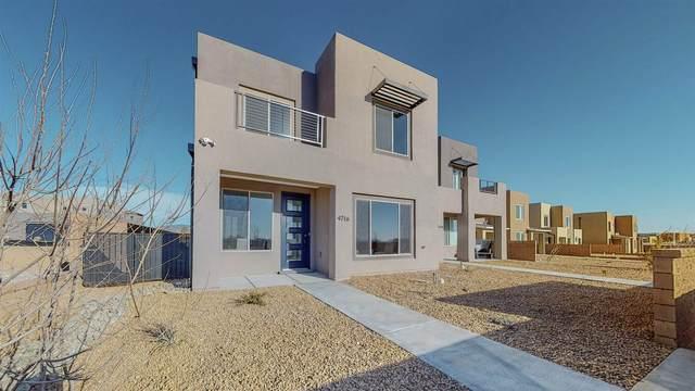 4716 Wheeler Peak, Santa Fe, NM 87507 (MLS #202100843) :: Neil Lyon Group | Sotheby's International Realty
